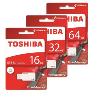 Toshiba Flash Drive USB 3.0 16GB