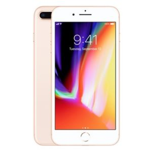 Apple iPhone 8 Plus 64GB zlatý