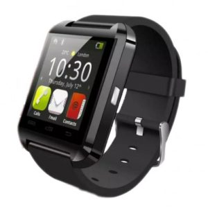 Aligator EW03 Smart Watch Černé