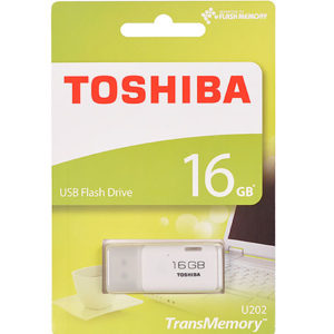 Toshiba Flash Drive USB 2.0 16GB