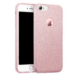 Pouzdro Shining Huawei Y5 2018/Honor 7s pink
