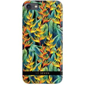 SoSeven Hawai Case Tropical Yellow Kryt pro iPhone 6/6S/7/8