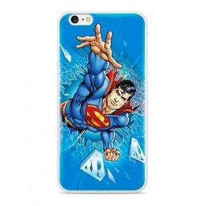 Superman 005 TPU kryt Samsung J415 Galaxy J4+ Blue
