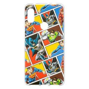 DC League of Justice Zadní Kryt 001 pro Xiaomi Redmi Note 6 PRO Multicolor
