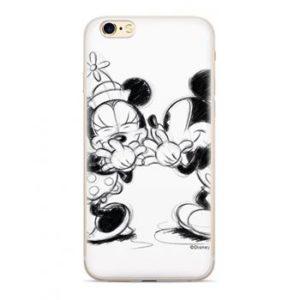 Disney Mickey & Minnie 010 Zadní kryt pro Huawei Y5 2018 White