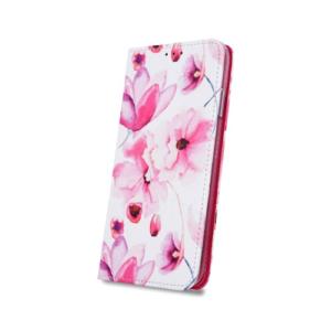 Pouzdro Samsung S9 Smart Trendy Pink Flowers