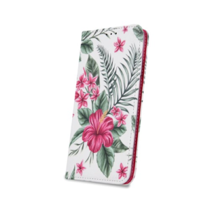 Pouzdro iPhone X/XS Smart Trendy Exotic Flower