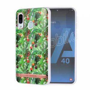SoSeven Coque Mexico Samsung A40 Green