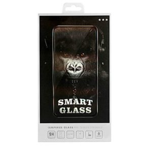 Smart Glass Tvrzené sklo 5D iPhone X/XS White