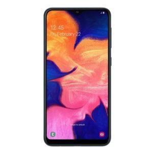 Samsung Galaxy A10 A105F Dual SIM black+dárek SD karta 32GB