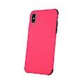 Defender Rubbe TPU kryt Samsung Galaxy J4 Plus Růžové