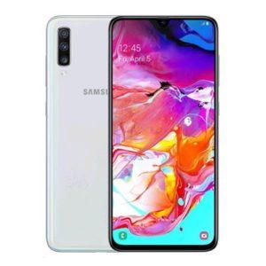 Samsung Galaxy A70 128GB  White ( A705 )