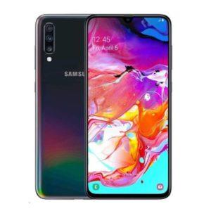 Samsung SM-A705 Galaxy A70 DUOS Black 128GB