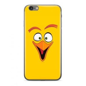 Zadní kryt iPhone 7/8 Angry Birds Yellow