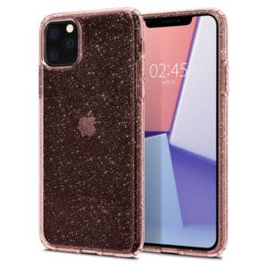 SPIGEN Liquid Crystal 075CS27132 Iphone 11 Pro Max Glitter Rose