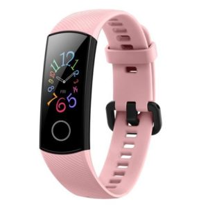 Honor Band 5 Meteorite Coral Pink