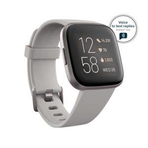 Fitbit Versa 2 (NFC) Stone/Mist Grey