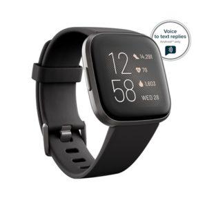 Fitbit Versa 2 (NFC) Black/Carbon