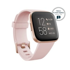 Fitbit Versa 2 (NFC) Petal/Copper Rose