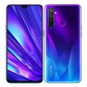 Realme 5 PRO DS 8/128GB Sparkling Blue