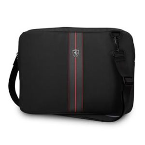 "Pouzdro 13"" notebook FEURCSS13BK Ferrari Urban Collection Computer Sleeve Black"