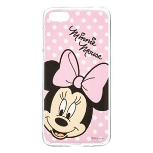 Disney Minnie 008 Back Cover pro iPhone X Pink