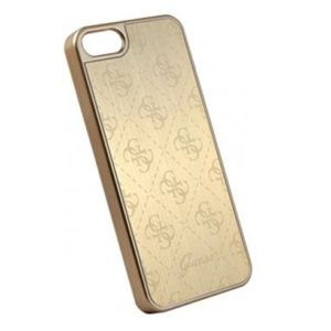 Guess GUHCPSEMEPI 4G Aluminium iPhone 5/5S/SE Rose Gold