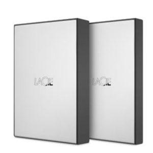 Ext. HDD LaCie USB 3.0 Drive 4TB