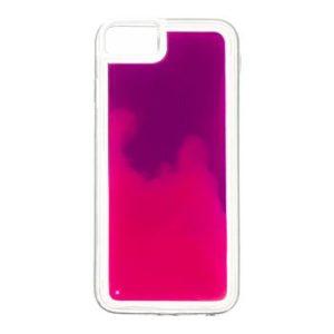 Tactical TPU Pouzdro Huawei P30 Lite  Neon Glowing Pink