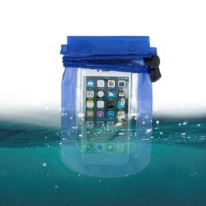 Voděodolné pouzdro na mobil 5,5 blue