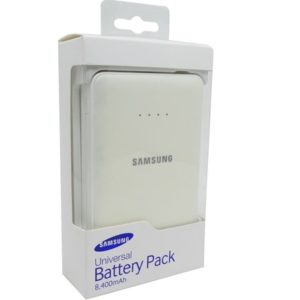 EB-PG850BWE Samsung Power Bank 8400mAh White