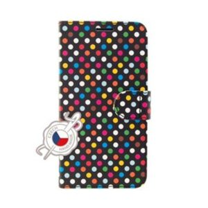 FIXED FIT Pouzdro iPhone 11 Pro Rainbow Dots