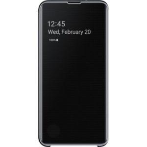 EF-ZG970CBE Samsung G970 Galaxy S10e Clear View Cover Black