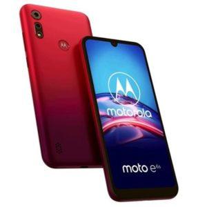 Motorola Moto E6s 2/32GB DS  Peacock Red