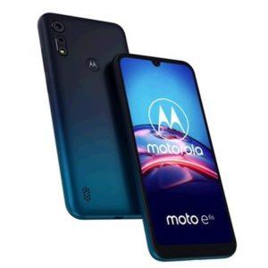Motorola Moto E6s 2/32GB DS  Peacock Blue