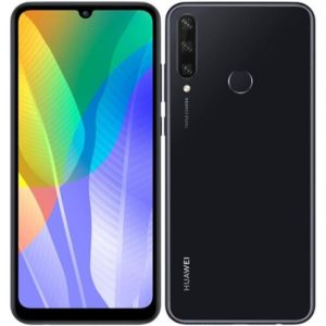 Huawei Y6P 3/64GB Dual SIM  Midnight Black