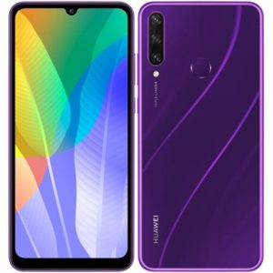 Huawei Y6P 3/64GB Dual SIM Phantom Purple
