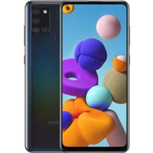 Samsung Galaxy A21s 4GB/64GB černý