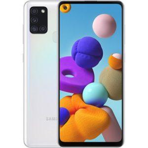Samsung Galaxy A217/A21s 4GB/64GB bílý