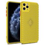 Zadní kryt iPhone 7/8/SE Breath žlutý