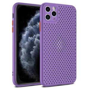 Zadní kryt Samsung A21s Breath fialový