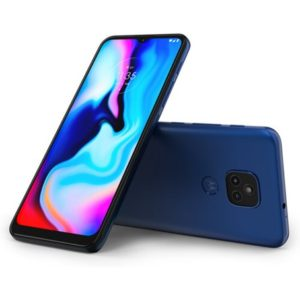 Motorola Moto E7 Plus 48 Mpx Misty Blue