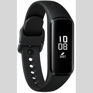 Samsung SM-R375 Smart Band Galaxy Fit e Black