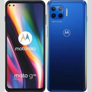Motorola Moto G 5G Plus 6/128GB Surfing Blue