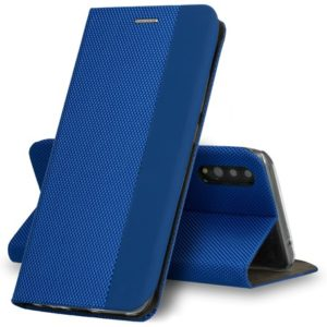 Smart Diva Pouzdro Samsung A71 Blue
