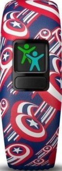 Garmin Vívofit Junior 2 Captain America