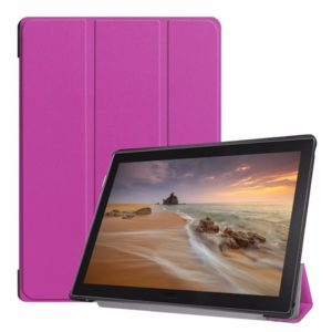 Tactical Book Tri Fold pouzdro pro Apple iPad 10.2 2019, Pink