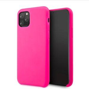 Vennus Silicone lite Xiaomi Note 9 Pink