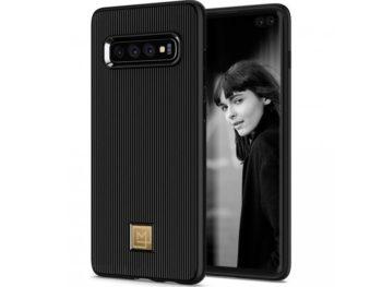 Spigen LaManon Classy Samsung Galaxy S10 Black