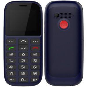CUBE 1 F100 Dual SIM černý